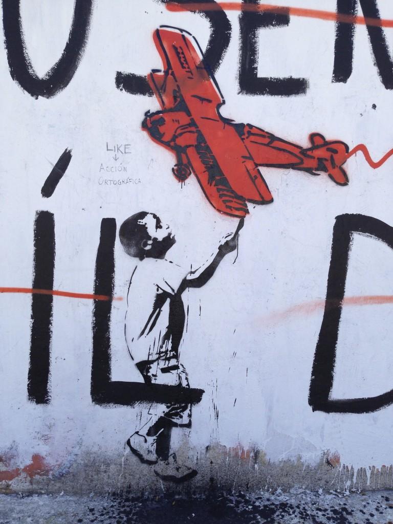 Un Niño y su Avión